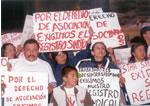 Con energía se exigió el registro sindical
